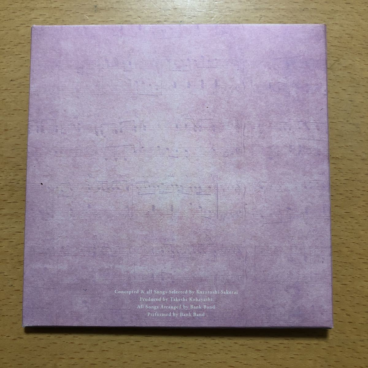 Bank Band『沿志奏逢 2』 CD☆美品☆アルバム☆Mr.Children☆ミスチル☆58_画像2
