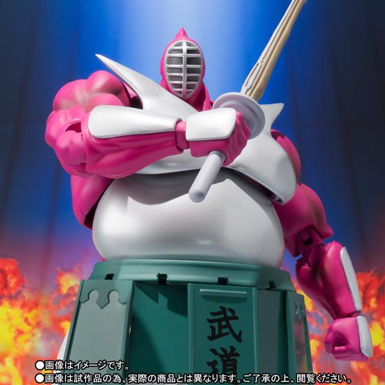 S.H.Figuarts フィギュアーツ ストロング・ザ・武道 キン肉マン_画像2