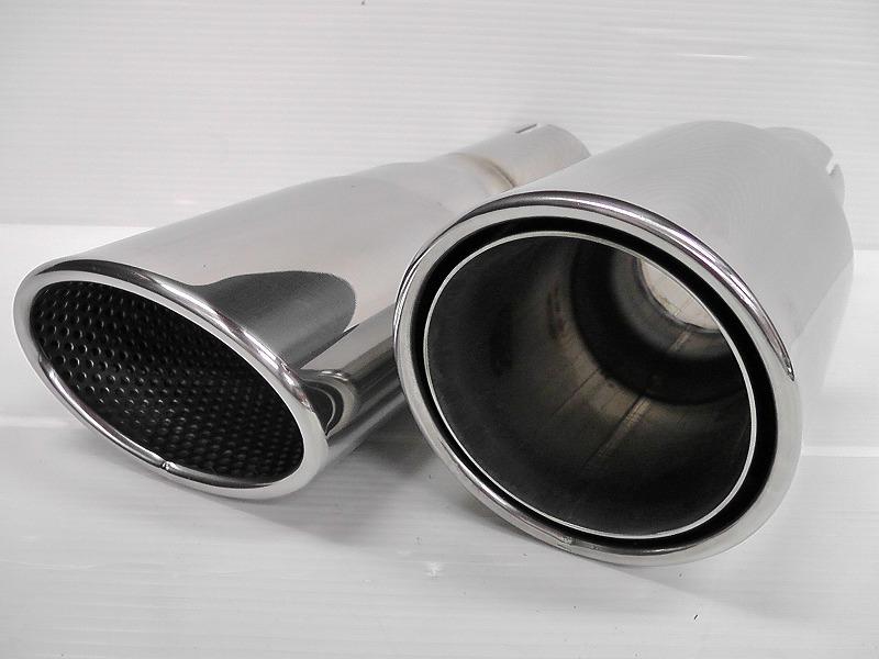 2005~2008年 ダッジ マグナム V6 用 ステンレスマフラー 新品 GIMMIC DUAL EX KIT_画像10