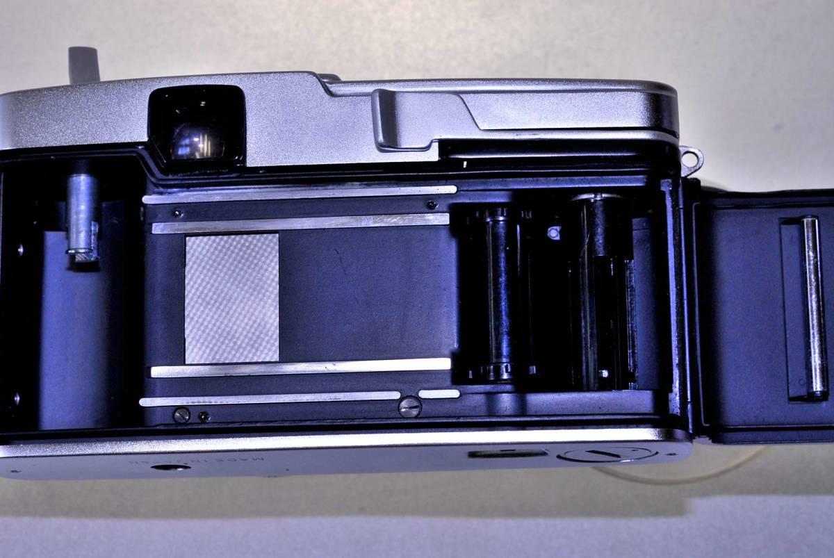オリンパス ペンFT レンズ38mm.f1:18 オリンパス純正43mm.フイルター同キャップ付_画像3