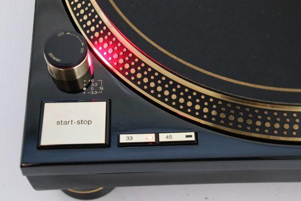 【整備済】美品 Technics / SL-1200LTD / Direct Drive Turntable【限定】テクニクス ダイレクトドライブターンテーブル_画像3