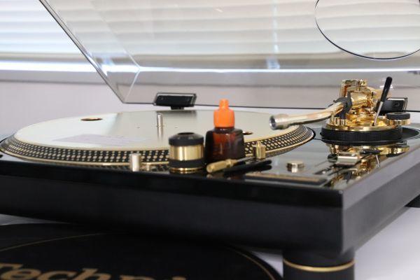 【整備済】美品 Technics / SL-1200LTD / Direct Drive Turntable【限定】テクニクス ダイレクトドライブターンテーブル_画像9
