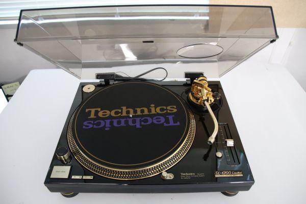 【整備済】美品 Technics / SL-1200LTD / Direct Drive Turntable【限定】テクニクス ダイレクトドライブターンテーブル
