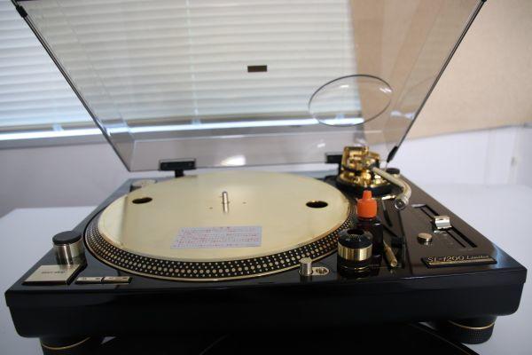 【整備済】美品 Technics / SL-1200LTD / Direct Drive Turntable【限定】テクニクス ダイレクトドライブターンテーブル_画像6