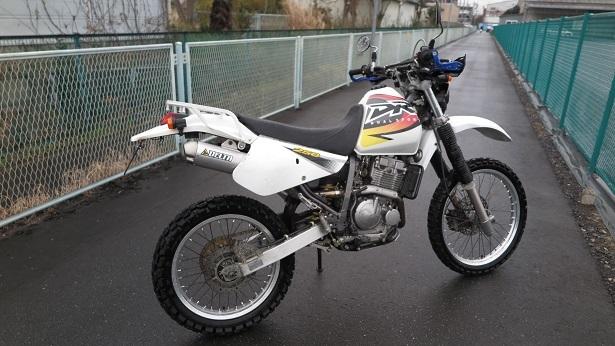 Suzuki DR250_画像9