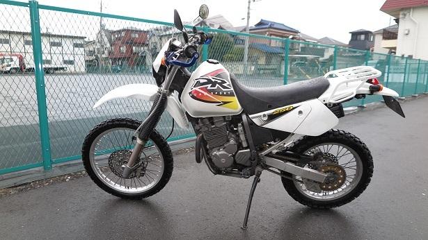 Suzuki DR250_画像3