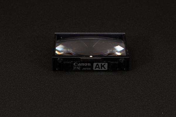 【稀少♪】 CANON Focusing Screen FN AK NEW F-1 277 キャノン フォーカシング スクリーン 中央部重点平均測光 ブライトレーザーマットT_画像1