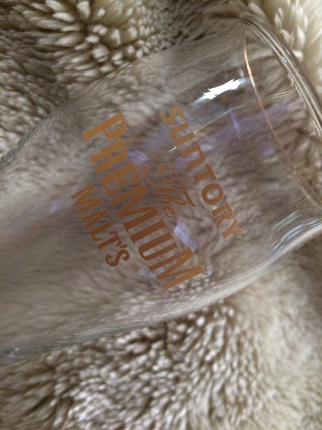 サントリー☆プレミアムモルツ☆感動体験グラス☆ビール専用グラス_画像2