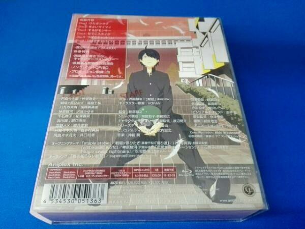 Blu-ray クリアケースに擦れあり 化物語 Blu-ray Disc BOX(Blu-ray Disc)_画像2