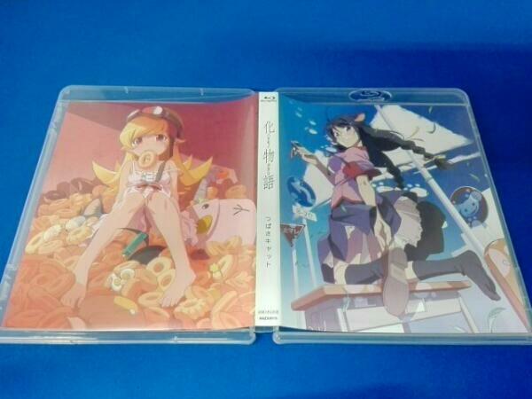 Blu-ray クリアケースに擦れあり 化物語 Blu-ray Disc BOX(Blu-ray Disc)_画像7