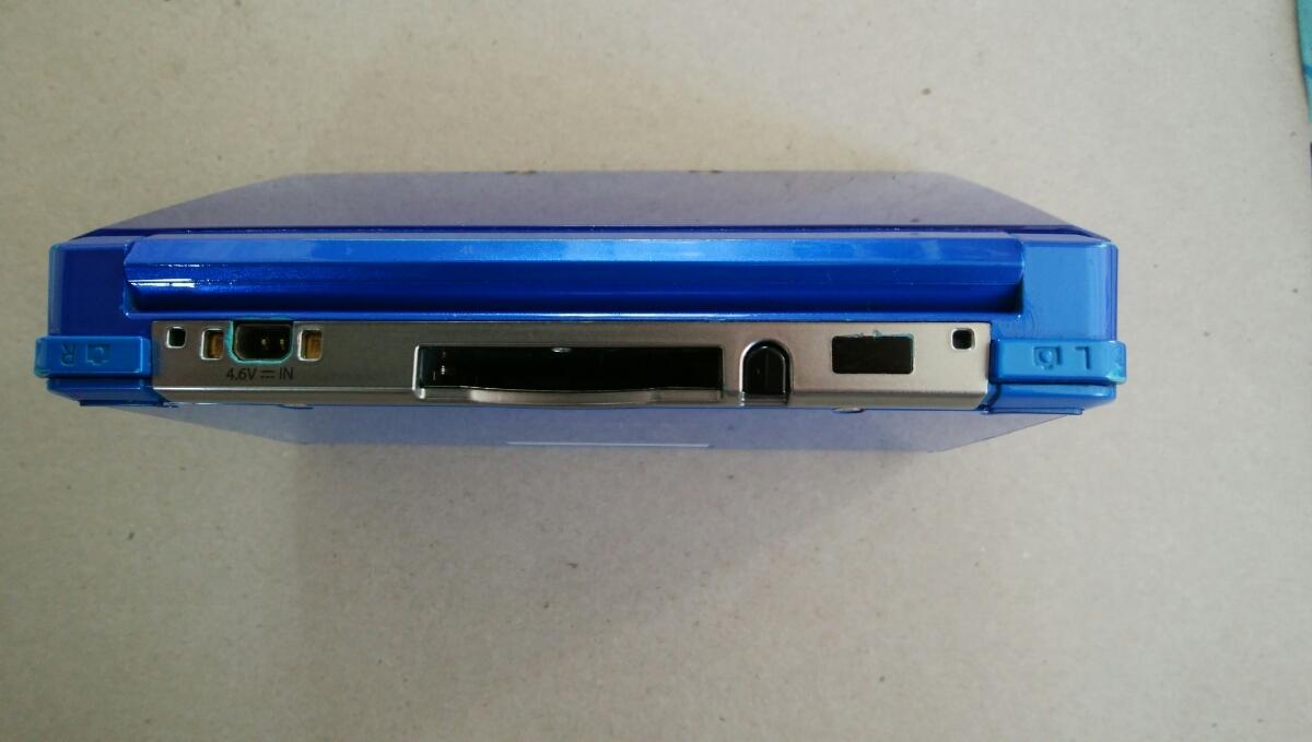 NINTENDO 3DS ブルー 本体のみ_画像3