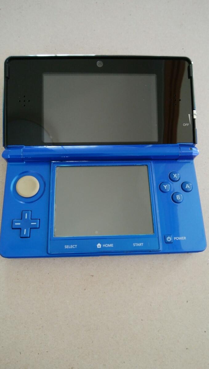NINTENDO 3DS ブルー 本体のみ