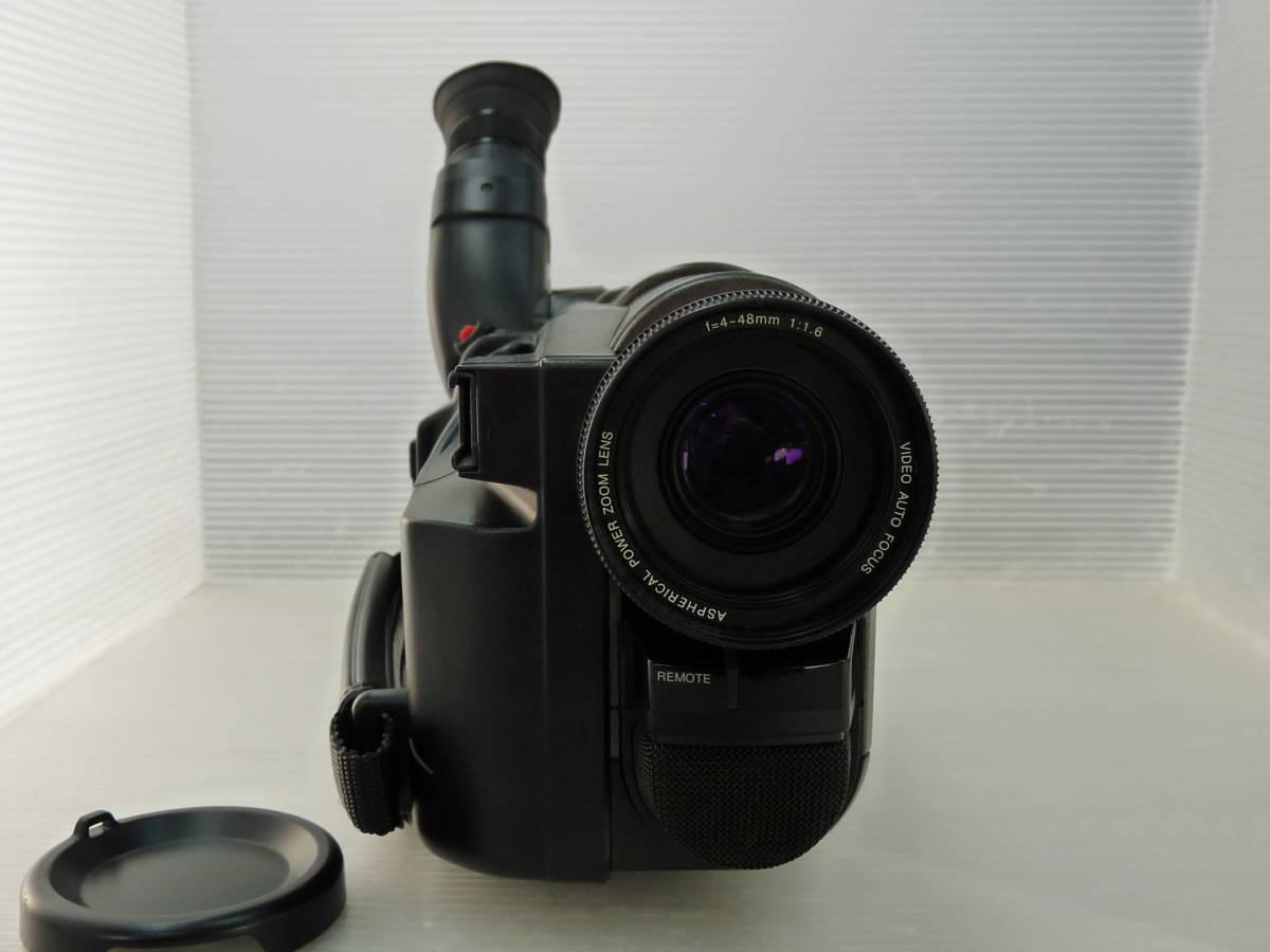[HITACHI] 日立 8ミリビデオカメラ VM-E310 中古品_画像9