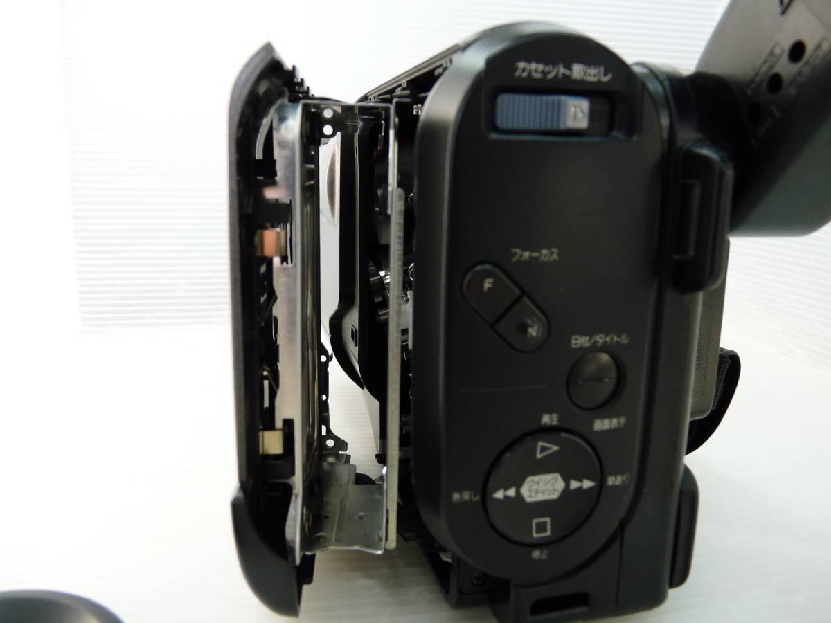 [HITACHI] 日立 8ミリビデオカメラ VM-E310 中古品_画像8