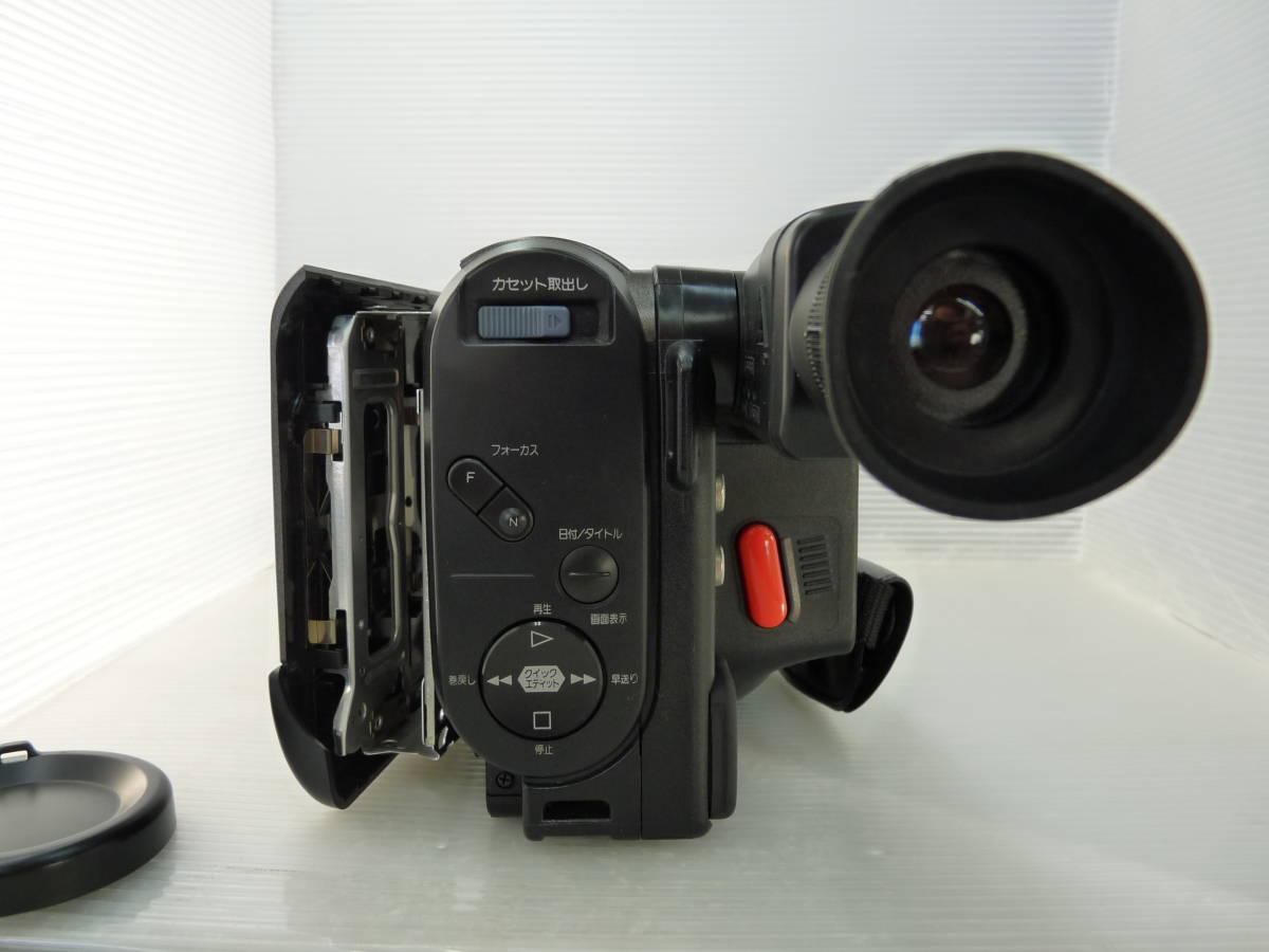 [HITACHI] 日立 8ミリビデオカメラ VM-E310 中古品_画像7