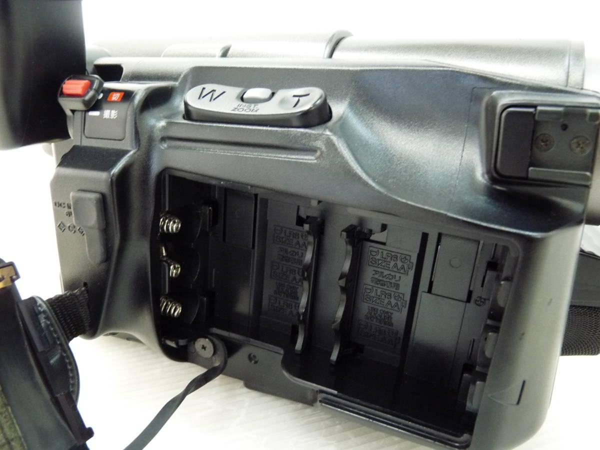 [HITACHI] 日立 8ミリビデオカメラ VM-E310 中古品_画像3