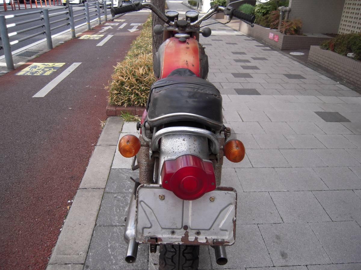 カワサキ W1S後期型 W1SA W3 メグロ _画像9