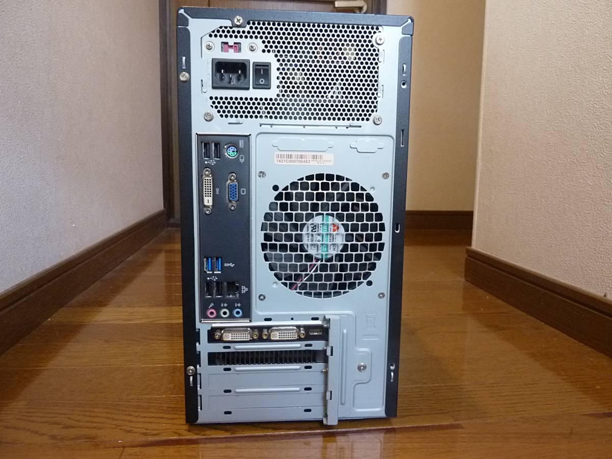 自作 i7-3770 (3.40~最大3.90GHz) B75H2-M2 8GB 1TB GTX550Ti 動作確認済み_画像2