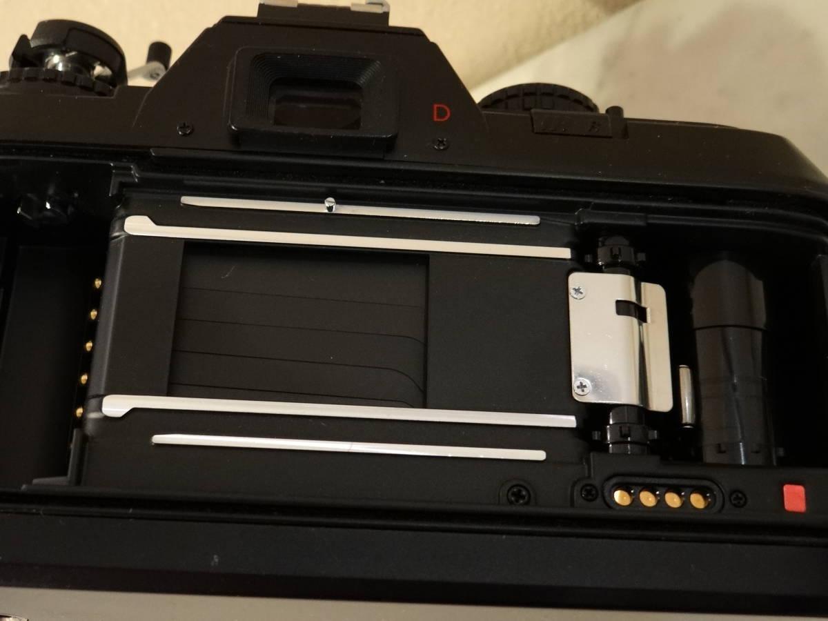 Nikon F-301 使用頻度極めて少ない!正常動作品・ オーバーホール済み・ シャッター正確!  傷なし美品!!_画像9