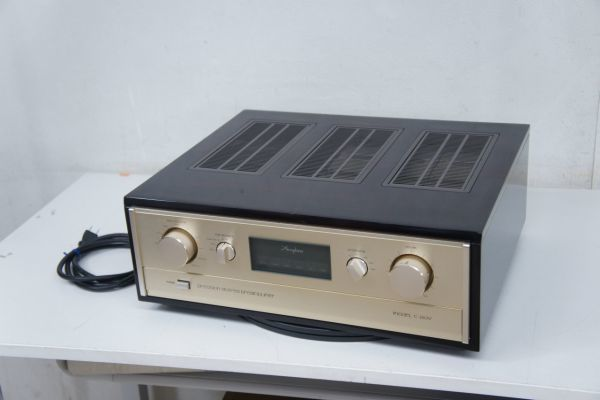 C44014】Accuphase アキュフェーズ C-280V ステレオプリアンプ