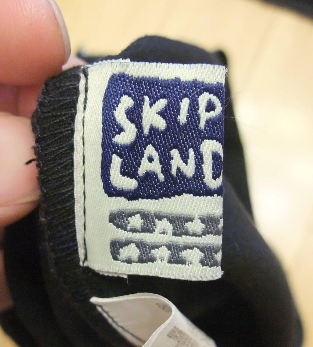 SKIP LAND スキップランド 黒  サイズ110 ワンピース ジャンパースカート フォーマル 発表会 お受験 入学式 卒園式 女の子_画像7