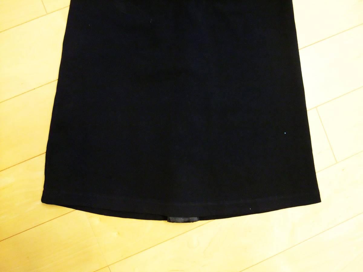 SKIP LAND スキップランド 黒  サイズ110 ワンピース ジャンパースカート フォーマル 発表会 お受験 入学式 卒園式 女の子_画像3