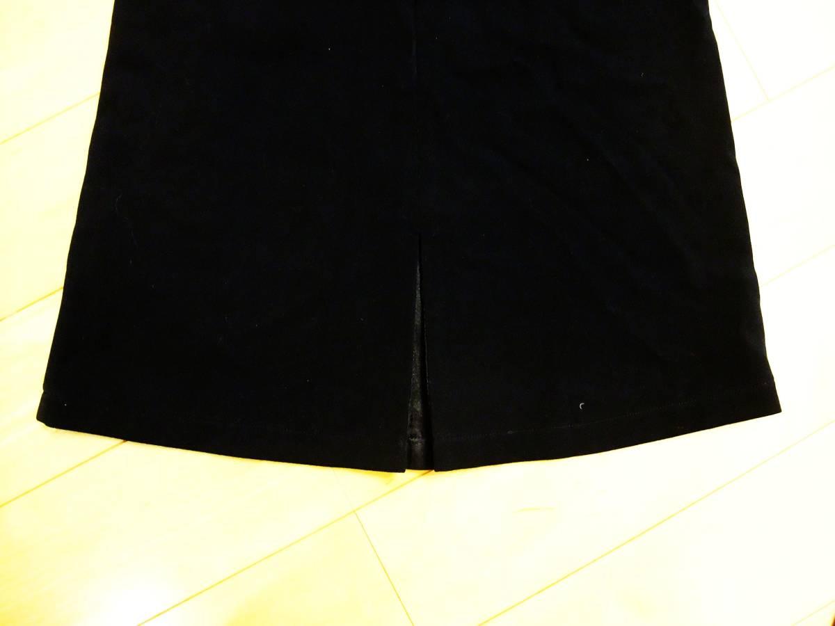 SKIP LAND スキップランド 黒  サイズ110 ワンピース ジャンパースカート フォーマル 発表会 お受験 入学式 卒園式 女の子_画像6