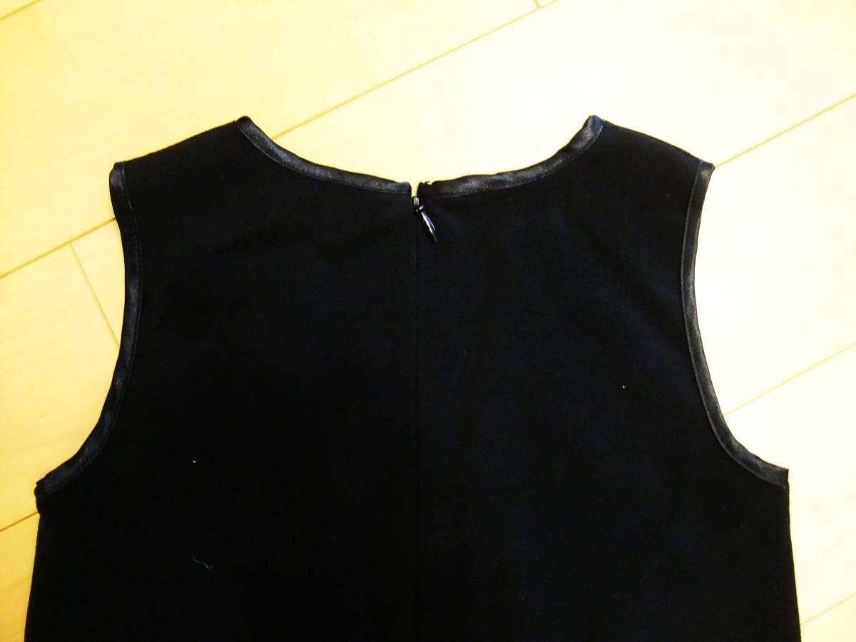 SKIP LAND スキップランド 黒  サイズ110 ワンピース ジャンパースカート フォーマル 発表会 お受験 入学式 卒園式 女の子_画像5