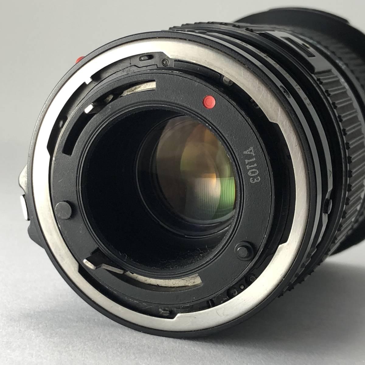 キャノン Canon FTb カメラ FD S.S.C. SSC 50mm 1.4 / FD S.S.C. SSC 24mm 2.8 / FD 35-105mm 3.5 レンズ セット no.A1_画像10