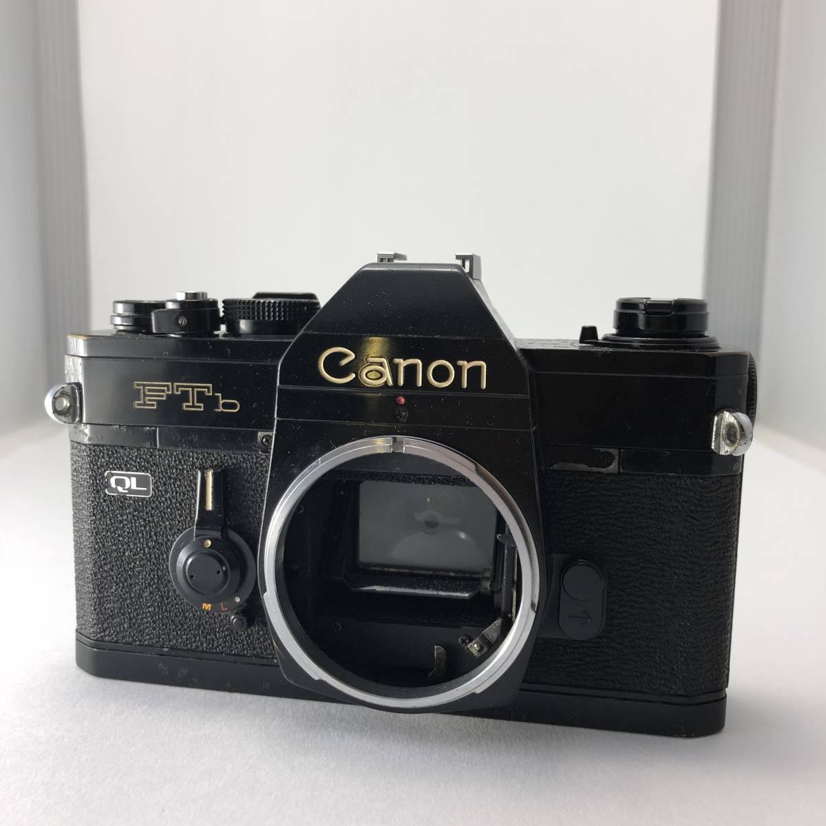 キャノン Canon FTb カメラ FD S.S.C. SSC 50mm 1.4 / FD S.S.C. SSC 24mm 2.8 / FD 35-105mm 3.5 レンズ セット no.A1_画像2