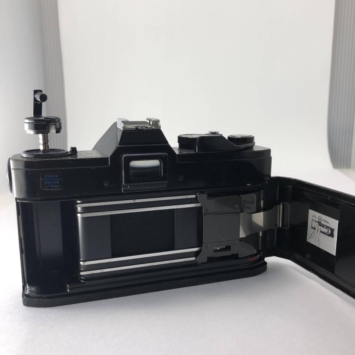 キャノン Canon FTb カメラ FD S.S.C. SSC 50mm 1.4 / FD S.S.C. SSC 24mm 2.8 / FD 35-105mm 3.5 レンズ セット no.A1_画像3