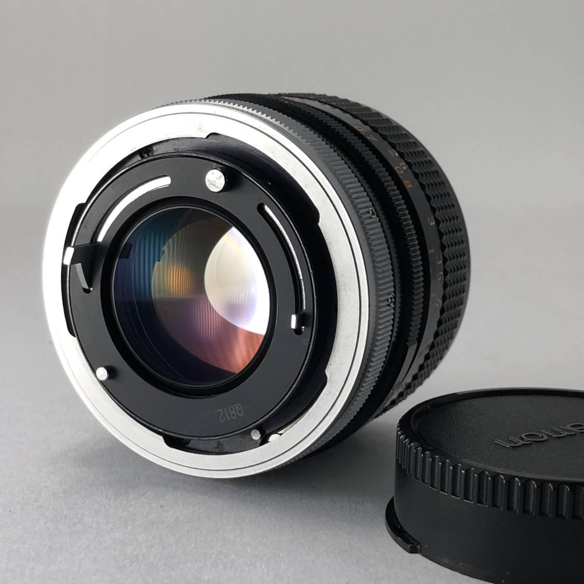 キャノン Canon FTb カメラ FD S.S.C. SSC 50mm 1.4 / FD S.S.C. SSC 24mm 2.8 / FD 35-105mm 3.5 レンズ セット no.A1_画像5