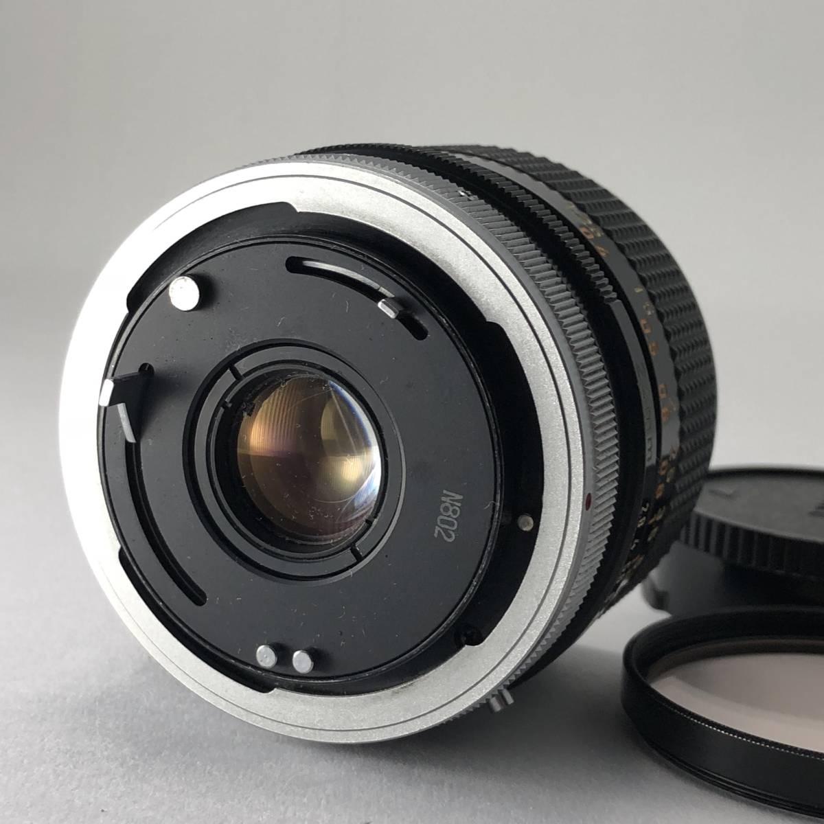 キャノン Canon FTb カメラ FD S.S.C. SSC 50mm 1.4 / FD S.S.C. SSC 24mm 2.8 / FD 35-105mm 3.5 レンズ セット no.A1_画像7