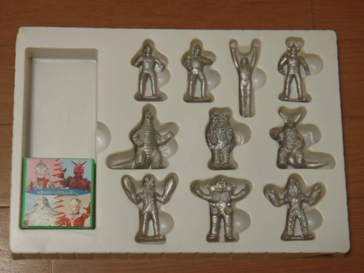 不二家 ウルトラ怪獣スペシャルPART1 & ウルトラQカードのセット ウルトラマン 消しゴム フィギュア_画像4