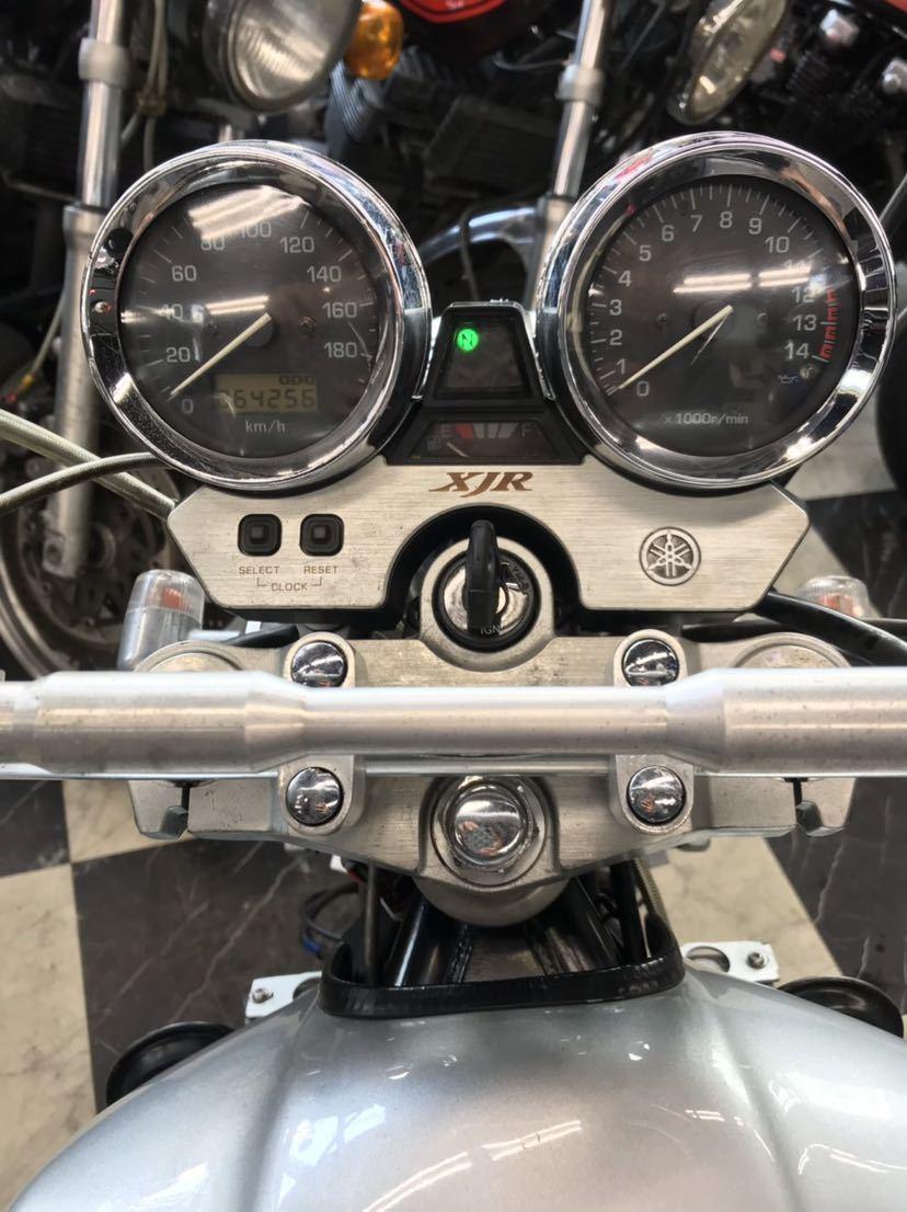 XJR400 車検H32年8月 美車! 完全売り切り!!_画像7