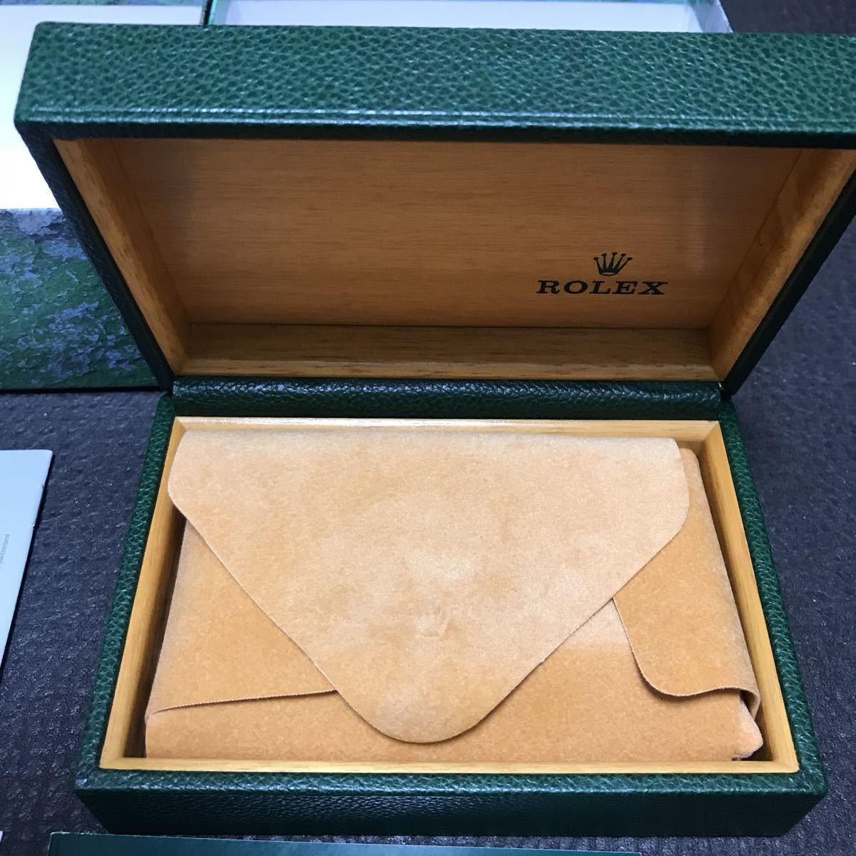 ロレックス サブマリーナ 16610 ボックス 美品_画像5