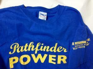 PathfinderPOWER/GILDAN(USA)ビンテージTシャツ