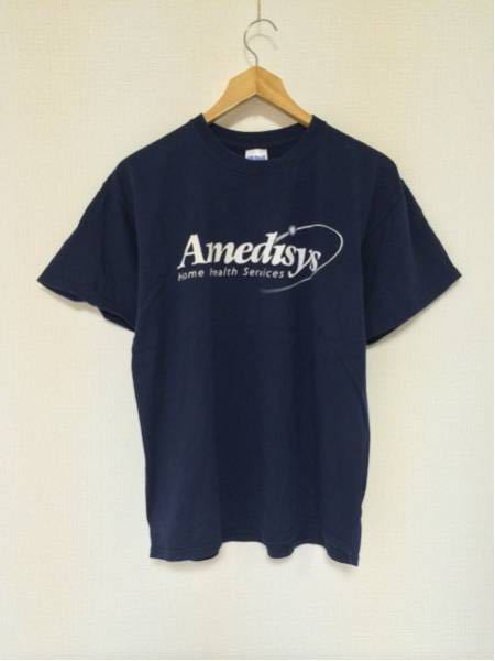 Amedisys/GILDAN(USA)ビンテージTシャツ
