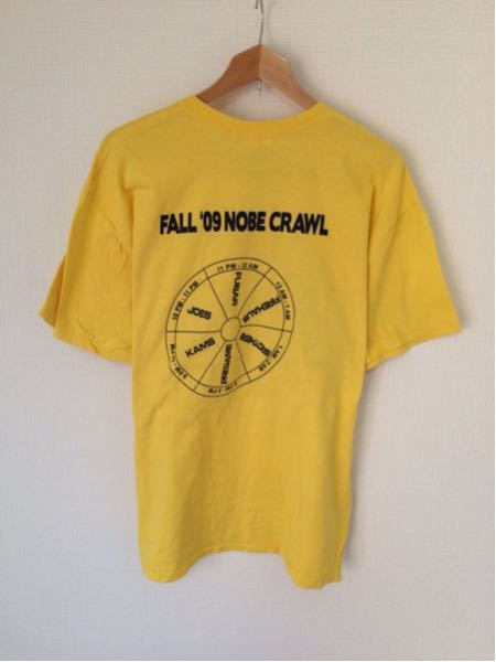NOBE CRAWL/GILDAN(USA)ビンテージTシャツ