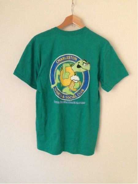 CharlestonSSC/GILDAN(USA)ビンテージTシャツ