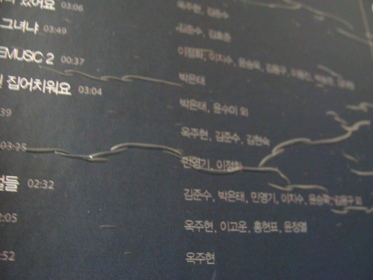 【ワケあり品】 JUNSU MUSICAL ELISABETH 2012 LIVE RECORDING KOREAN CAST SPECIAL EDITION 【中古CD+DVD】_画像5