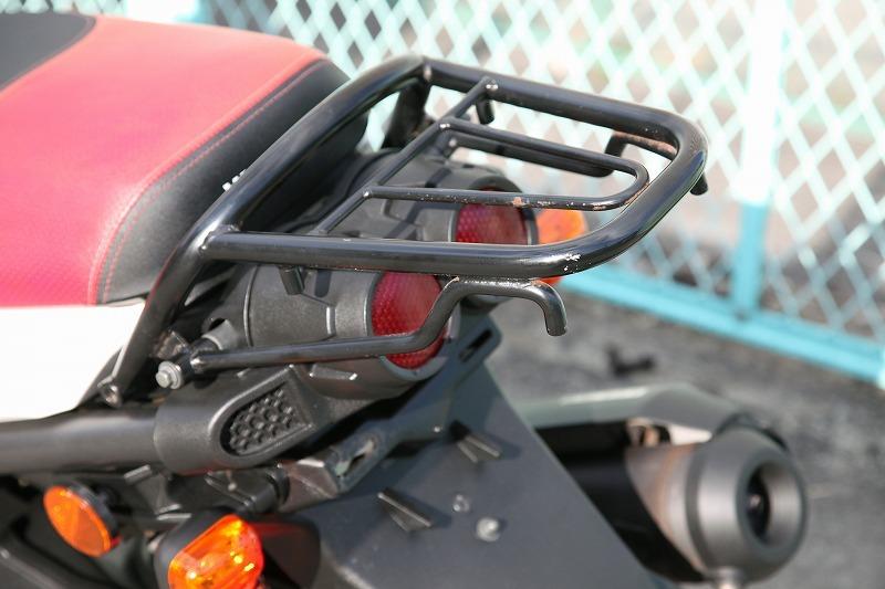 Yamaha BW`s125 X YW125X ビーウィズ 台湾ヤマハ リアキャリアー付き 安心のノーマル デジタルメーター 極上品_画像8