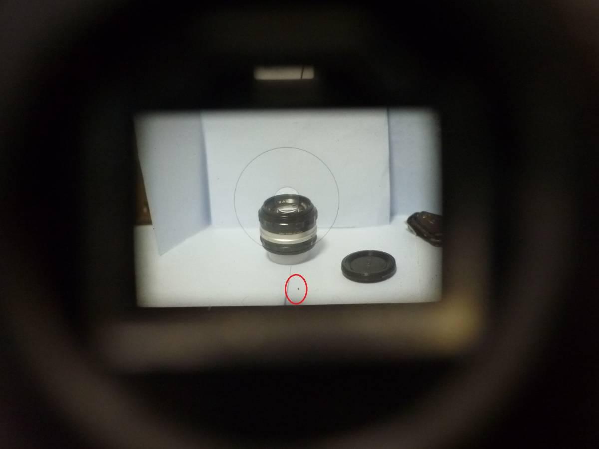 Nikon ニコン F フォトミック T ブラック シリアル#705万 一眼レフ カメラ マニュアル MF (一応ジャンク扱)_画像10
