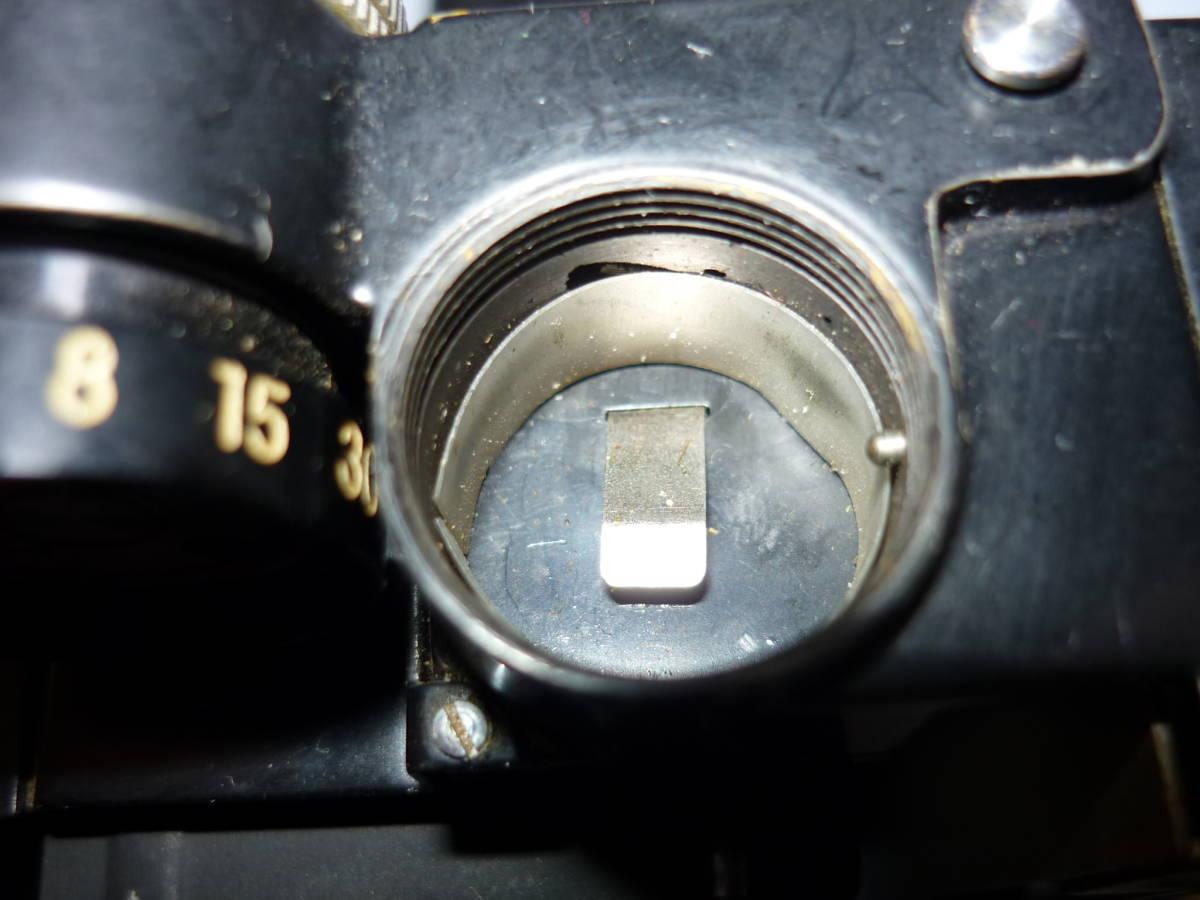 Nikon ニコン F フォトミック T ブラック シリアル#705万 一眼レフ カメラ マニュアル MF (一応ジャンク扱)_画像9