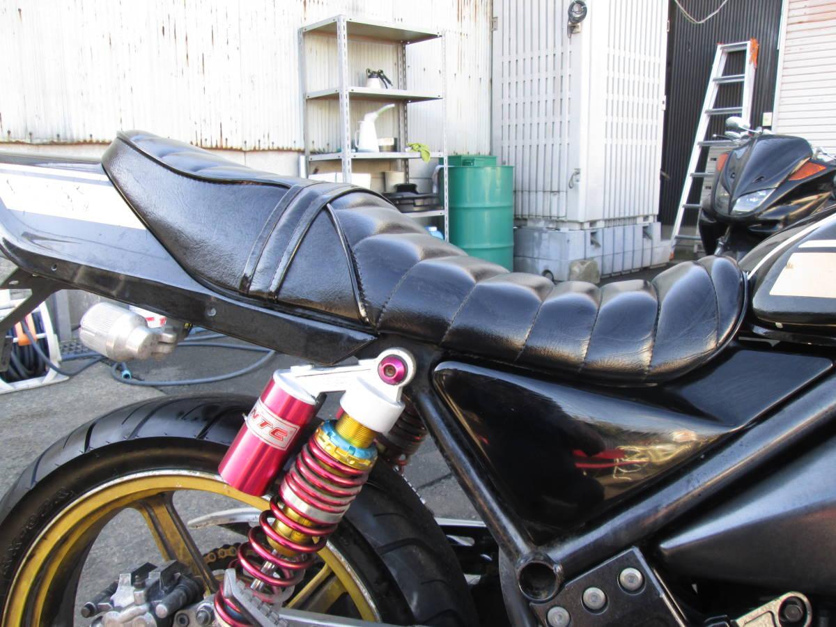 ◆カワサキ◆ゼファー400 ◆初期型◆Z2タイガーカラー◆全国配送可能◆大阪発!◆動画付き!_画像7