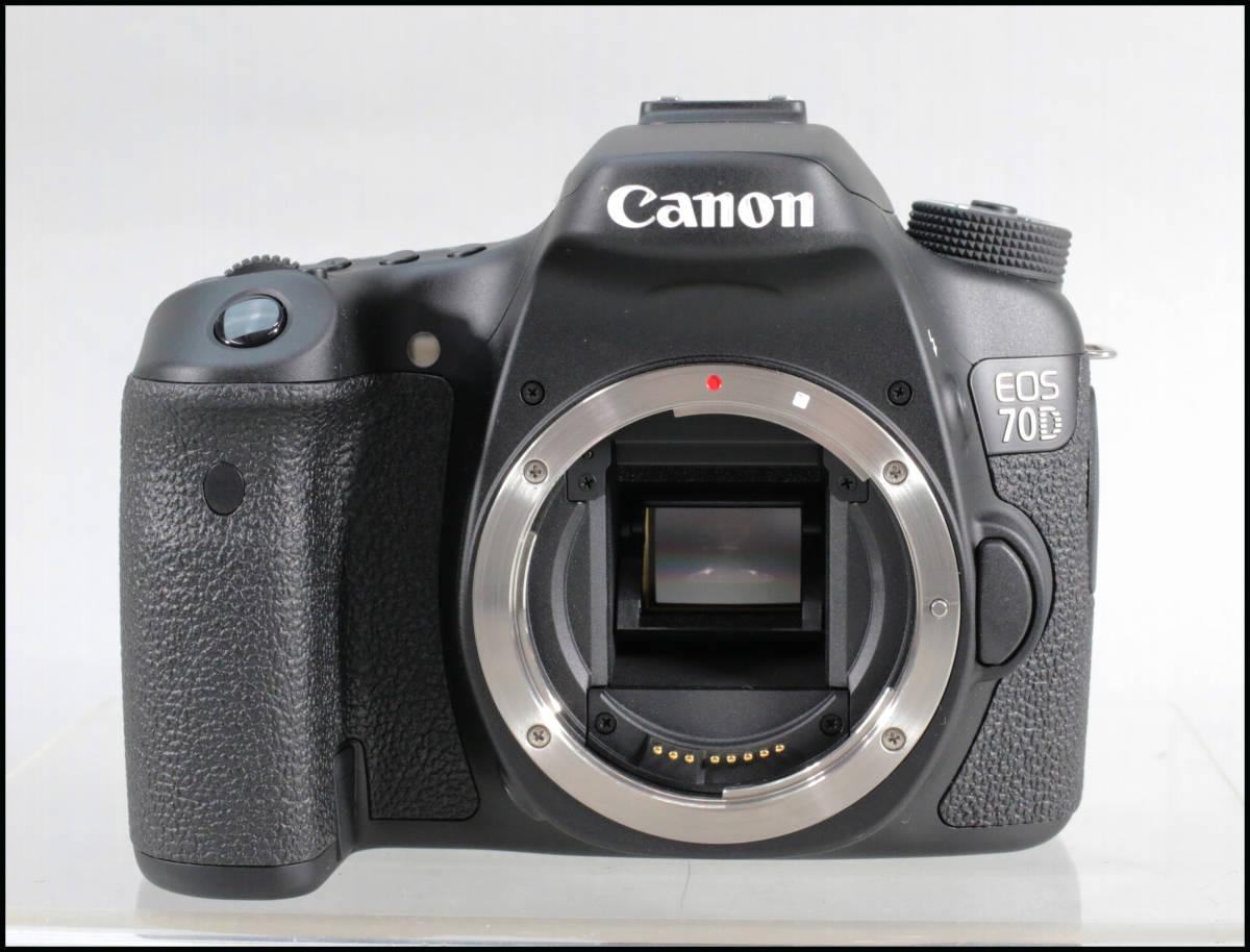 ◎Canon/キャノンデジタル一眼レフカメラ EOS 70Dボディのみ