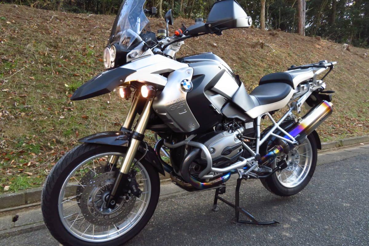 BMW GS1200R  カスタム車両 _画像4