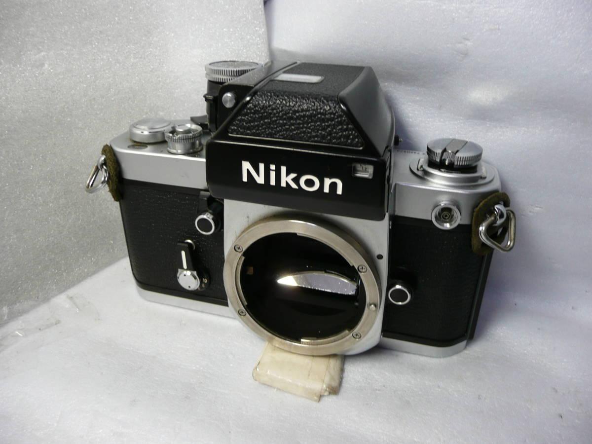 ☆Nikon ニコン☆美品① Nikon F2 フォトミック ボデー