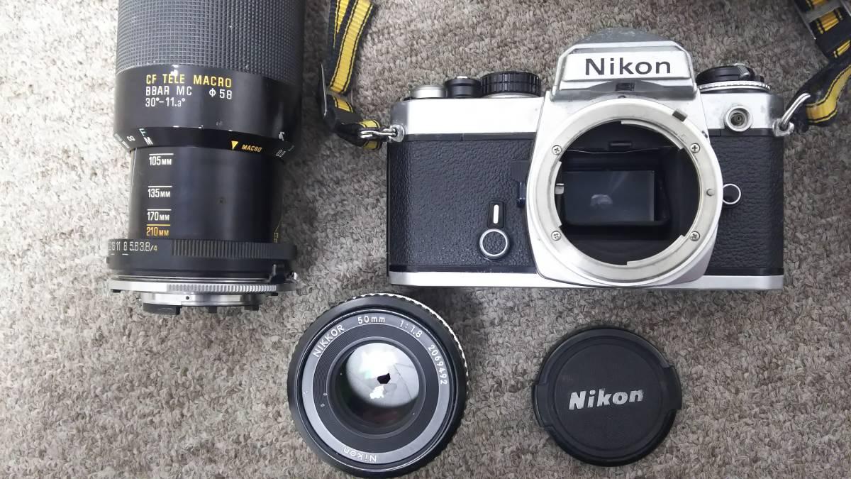 おまとめ☆Nikon F NIKKOR1:1.4/Nikon FE TAMRON/CANON Eos kiss パノラマ おまとめ_画像3