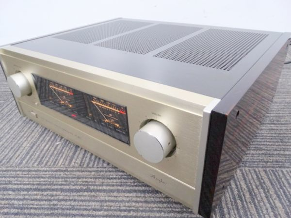 Accuphase E-405 プリメインアンプ アキュフェーズ Y1071